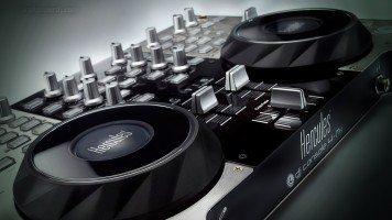 hd-wallpaper-music-console