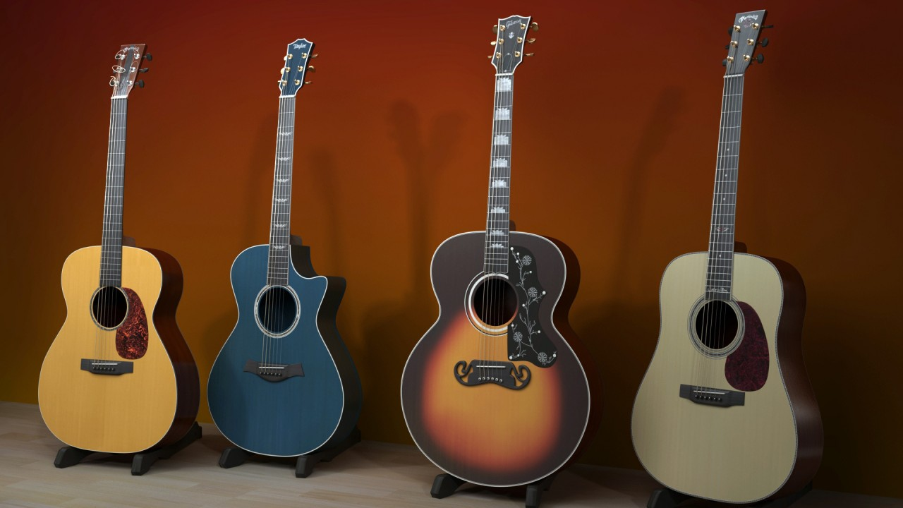 pictures guitars instruments hd wallpaper