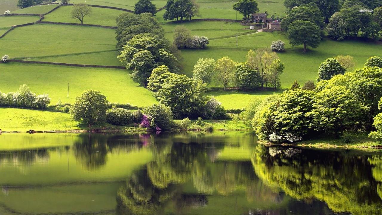 hd wallpaper nature river