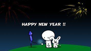 hd-wallpaper-New-Year-Cartoon-Hd-Wallpaper