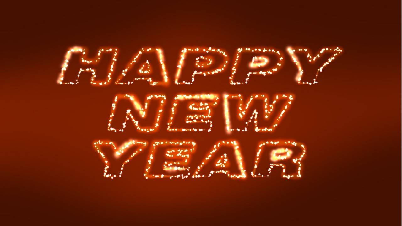 hd wallpaper new year
