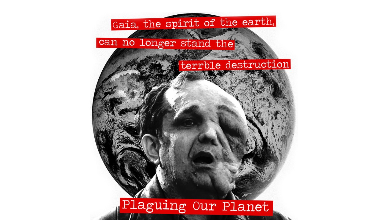 Plaguing our planet