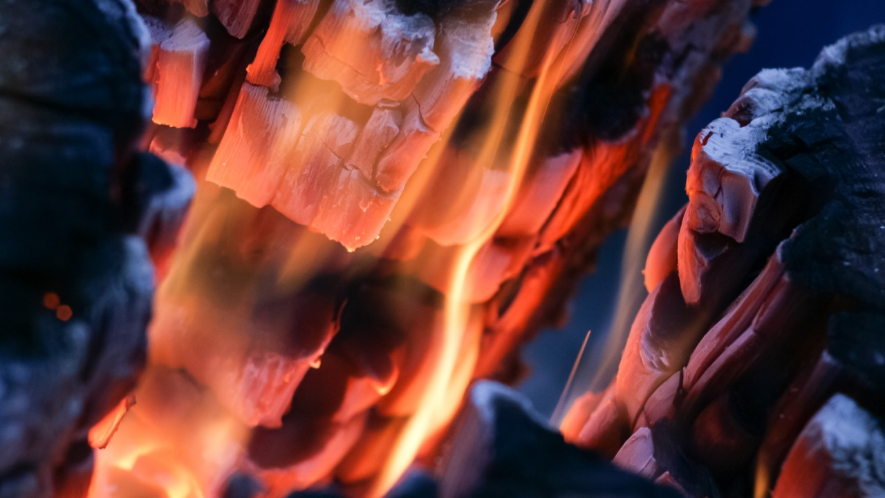 Embers into flames