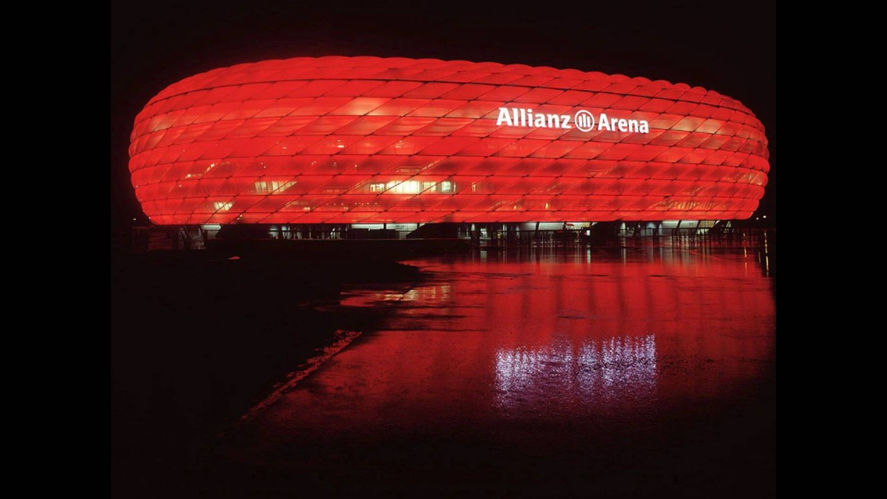 hd wallpaper allianz arena stadium