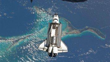 Atlantis-shuttle-in-space