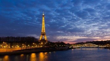 eiffel-tower-sunset-hd-wallpaper
