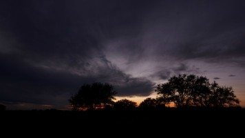 The-horizon-at-sunset