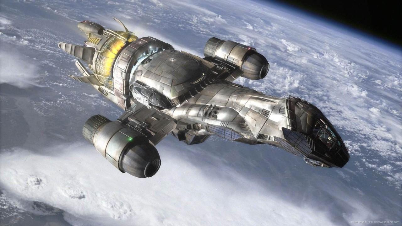 space ship  hd wallpaper