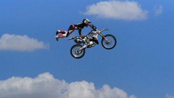 moto-stunt
