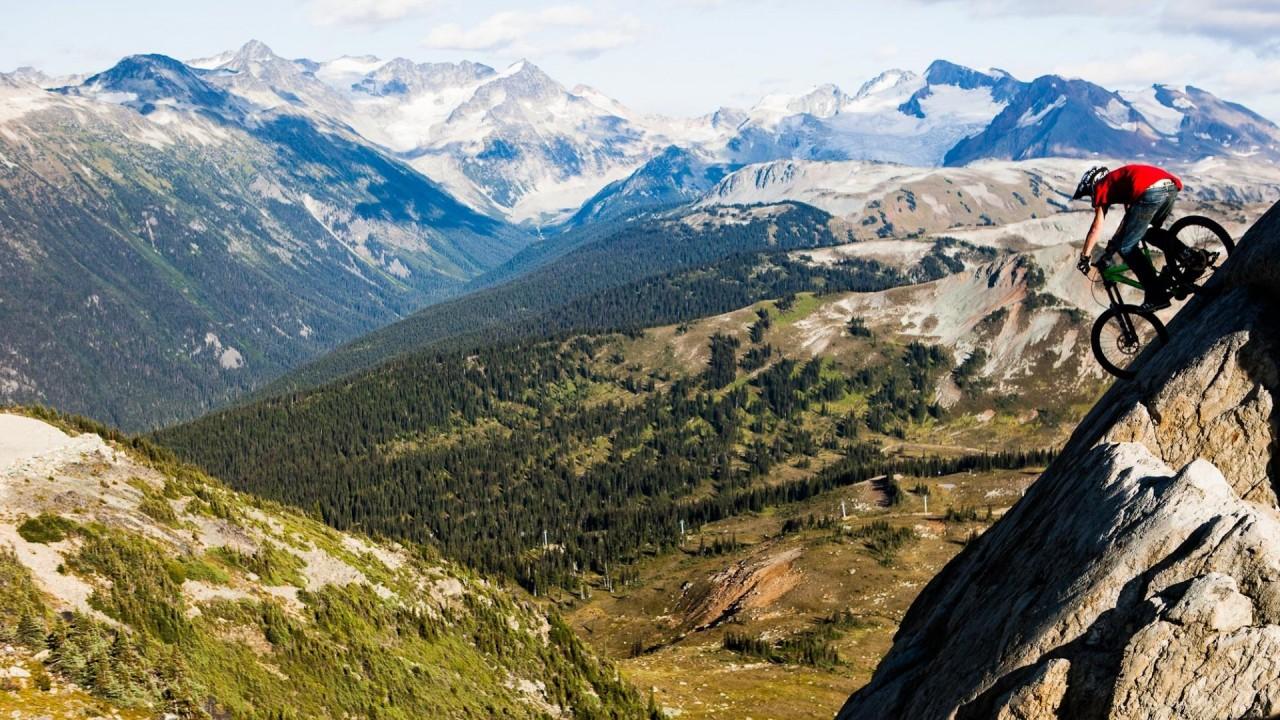 mountain bike contest