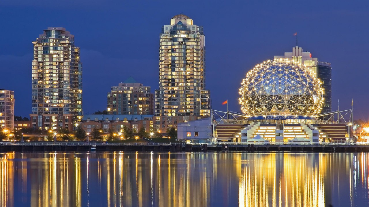 hd wallpaper vancouver british world downtown