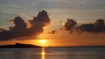 island-on-sunset