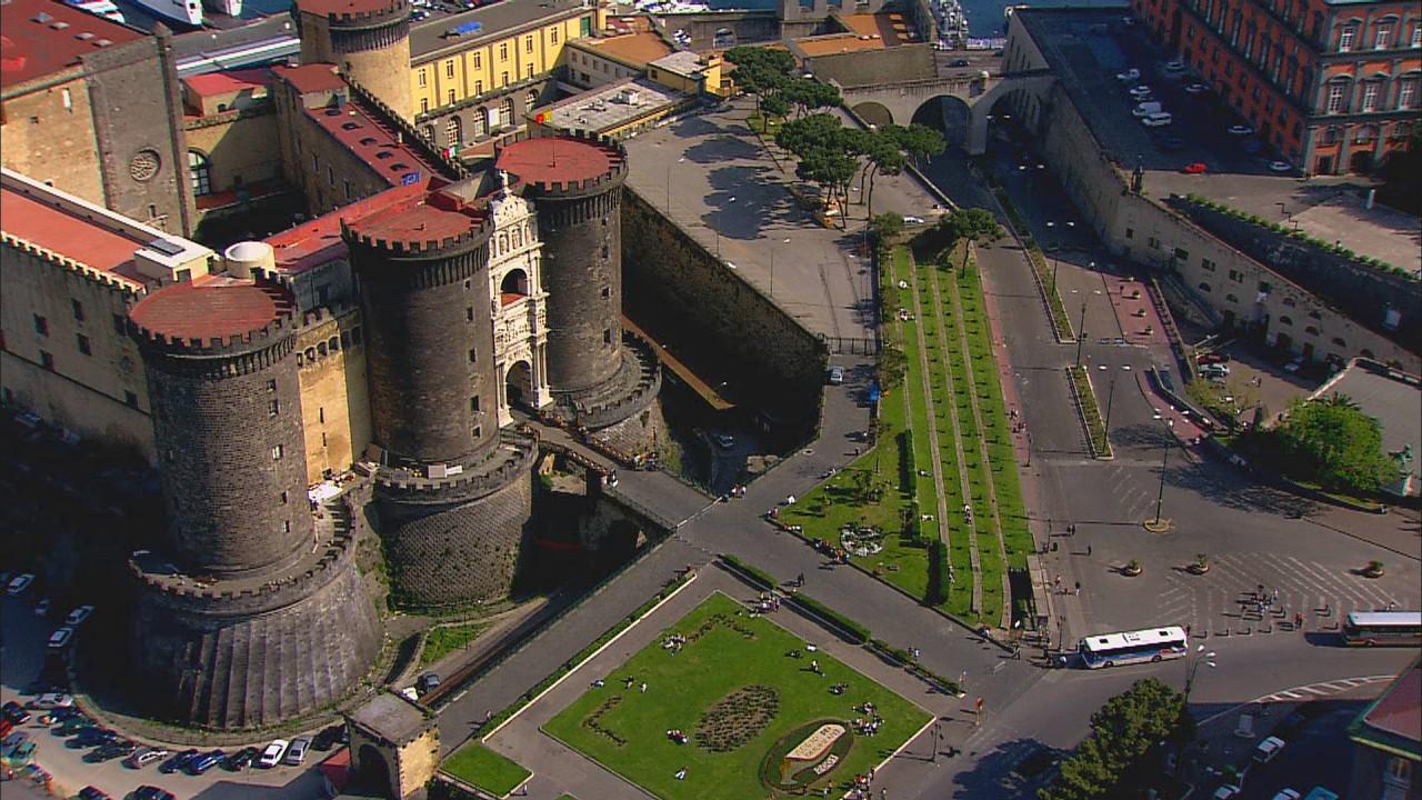 itally Castle hd wallpaper