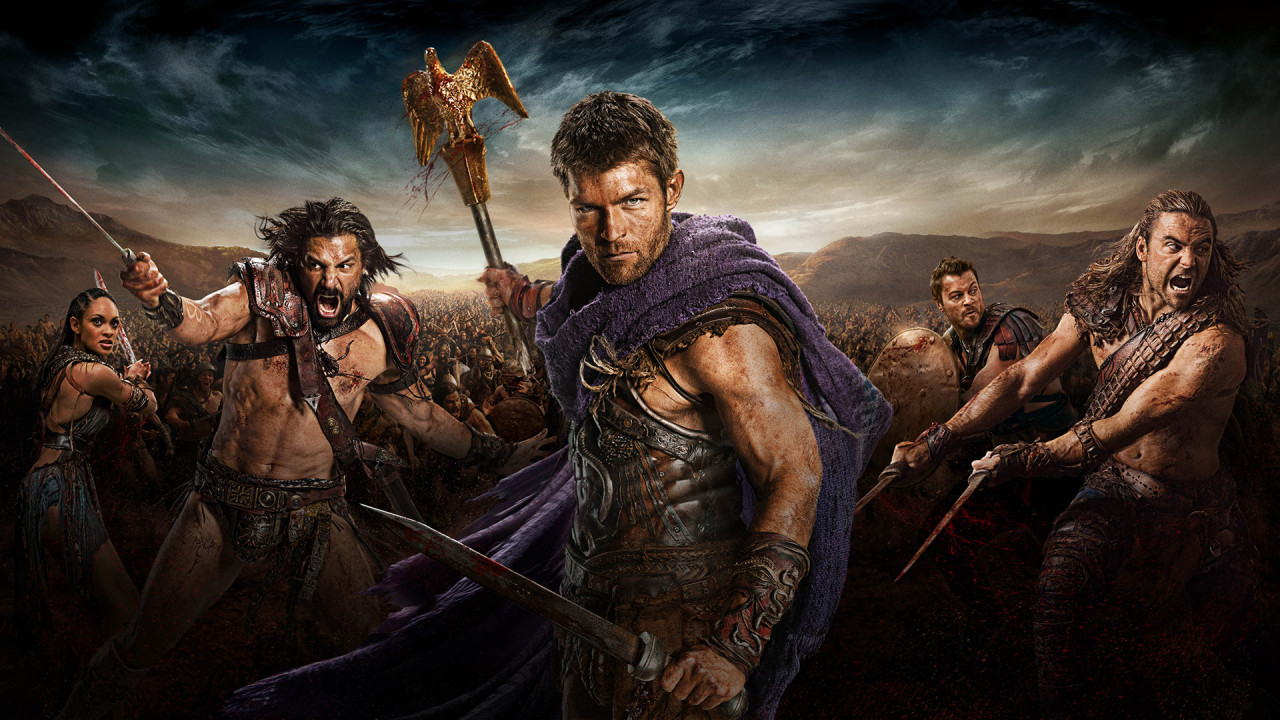 hd wallpaper spartacus war of the damned