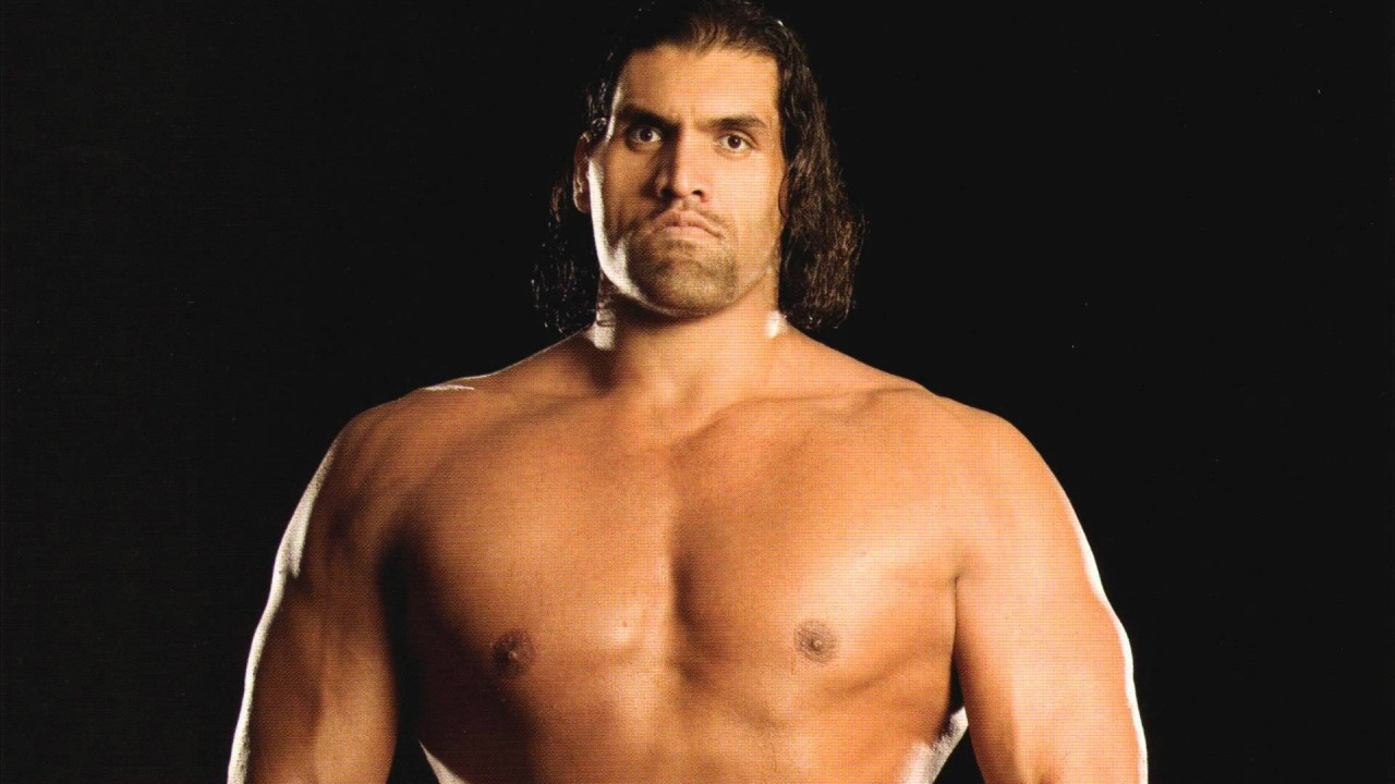 hd wallpaper wwe khali