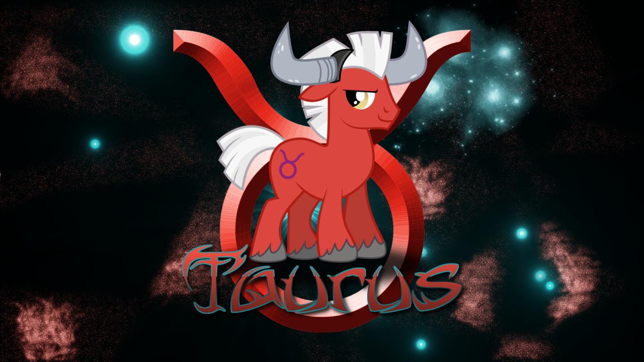 hd wallpaper zodiac taurus