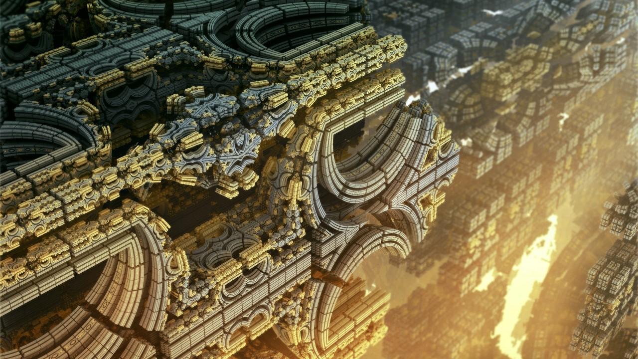 alien strukture wide