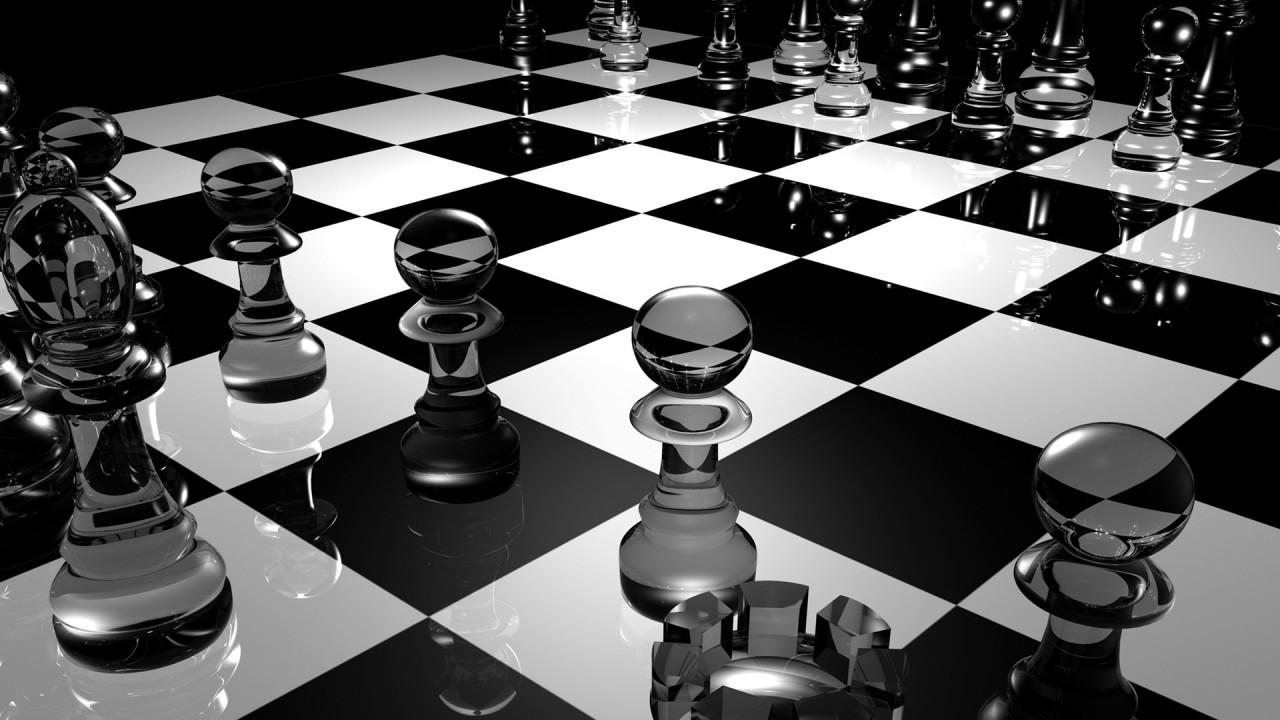 hd wallpaper chessboard