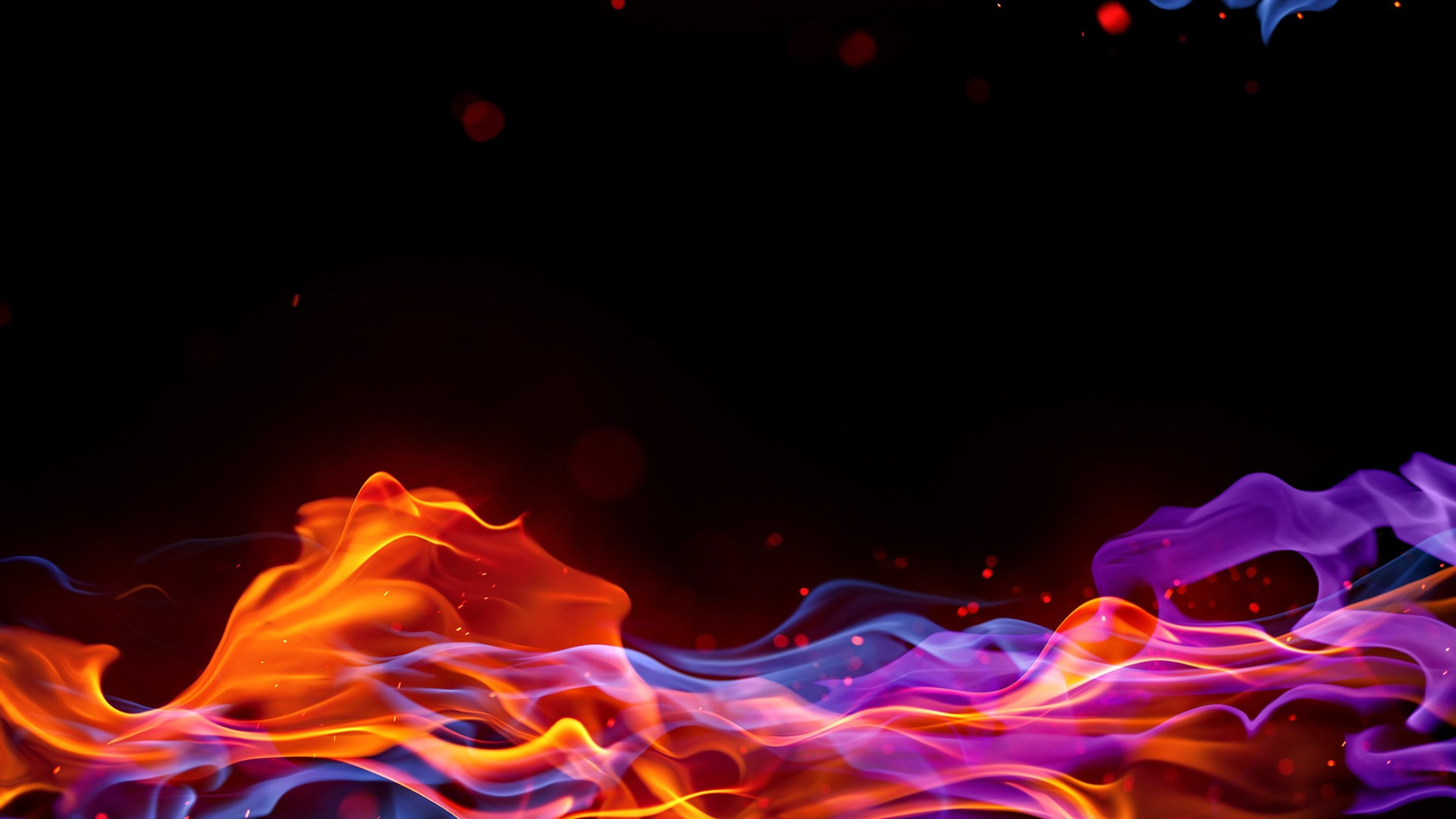 Plasma In Vivid Colors Wallpapers Trend