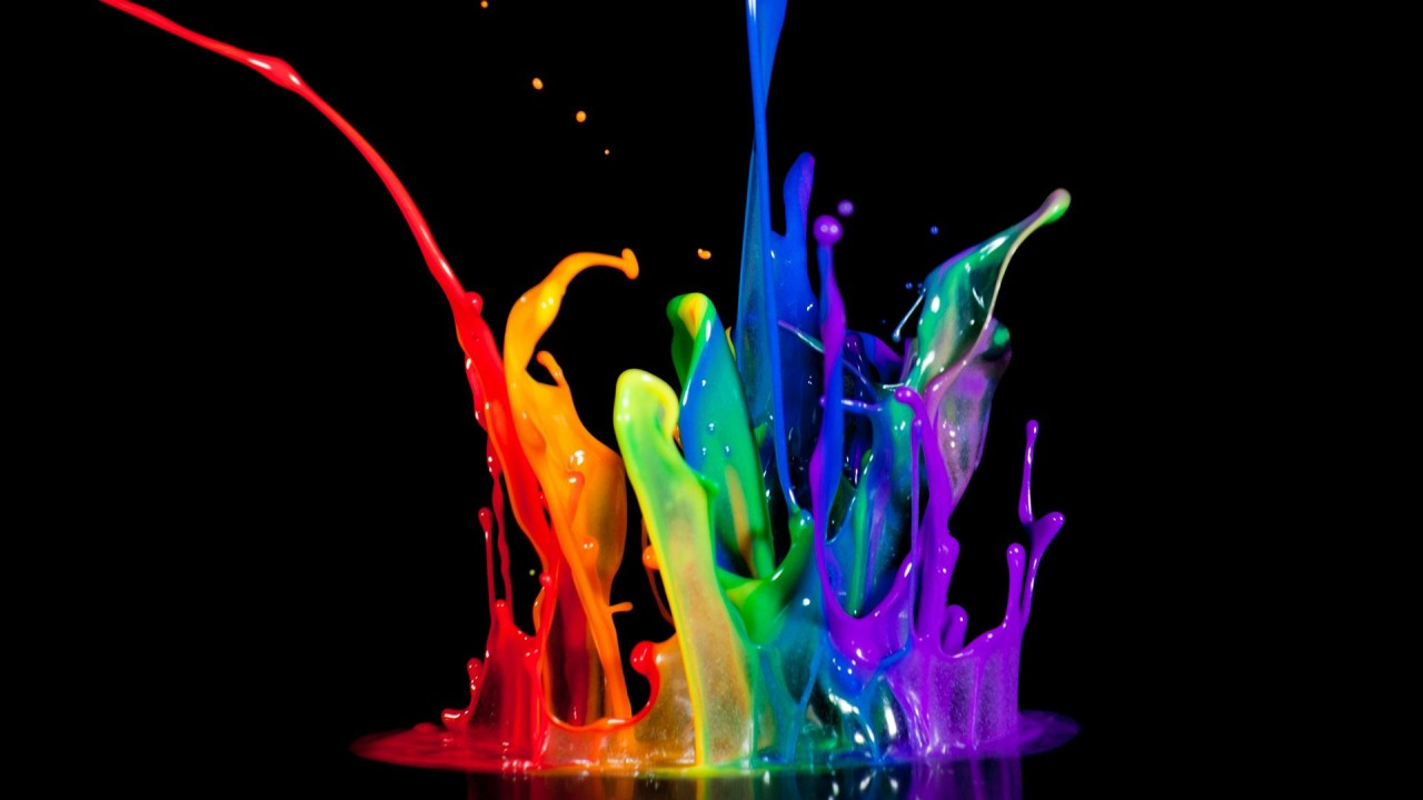 hd wallpaper abstract colorful cool