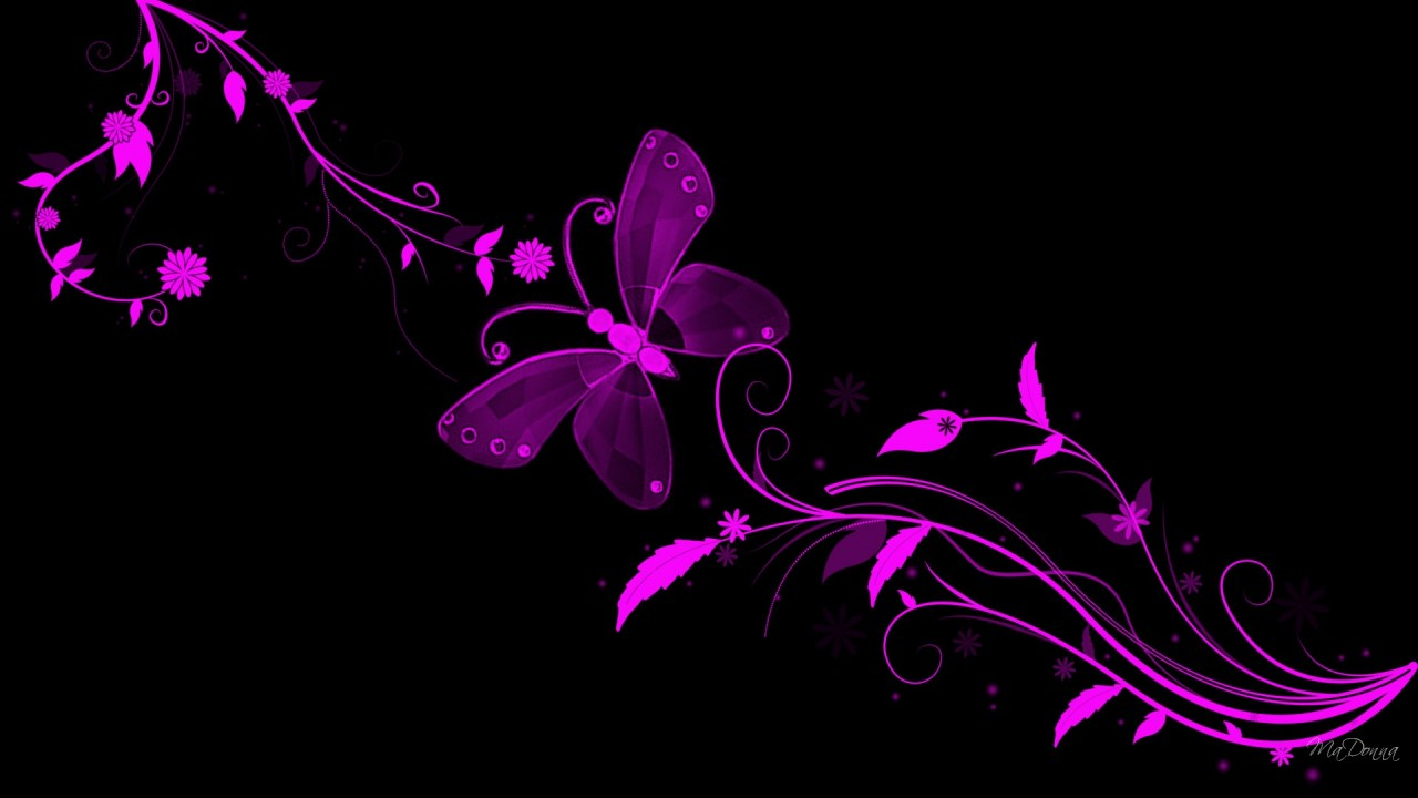 hd wallpaper abstract flowers backgrounds