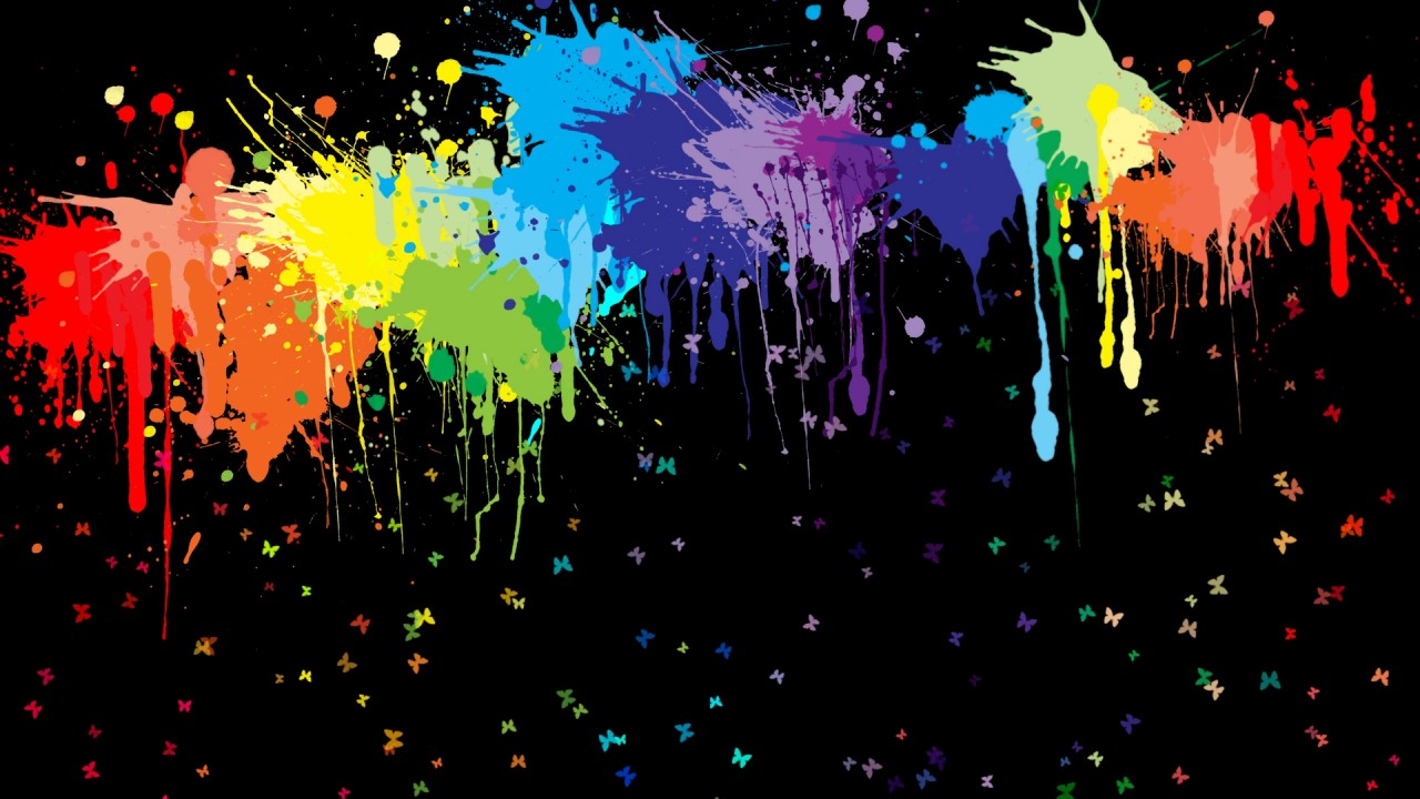 hd wallpaper colorful abstract