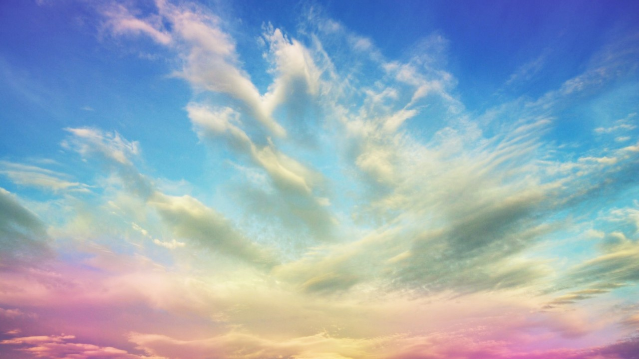 sky colors wide