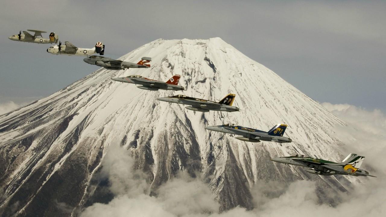 Planes who oversaw Japan