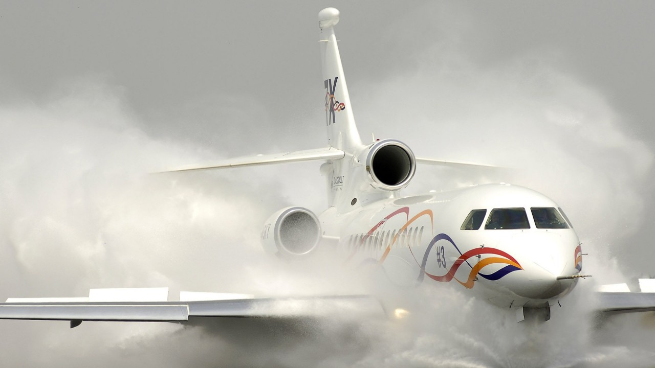 aircraft airliners hd wallpaper