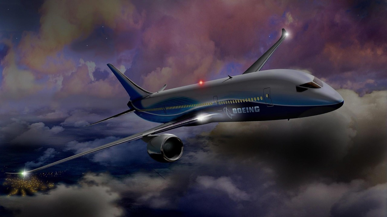Boeing HD Wallpapers - Wallpaper Cave | 720x1280