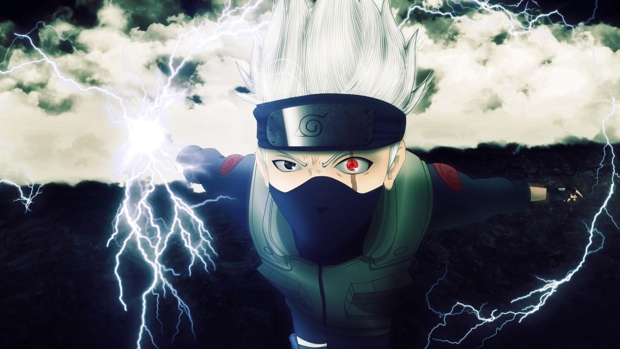 Naruto cyborg
