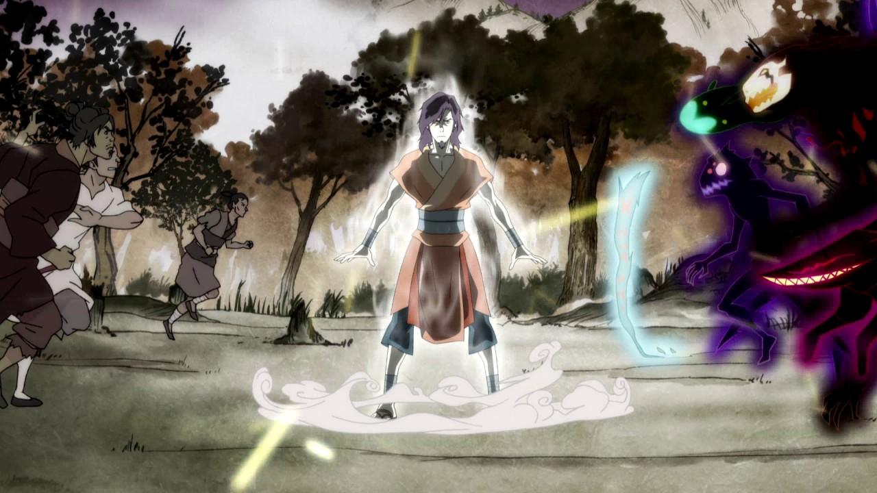 Activation of destructive aura