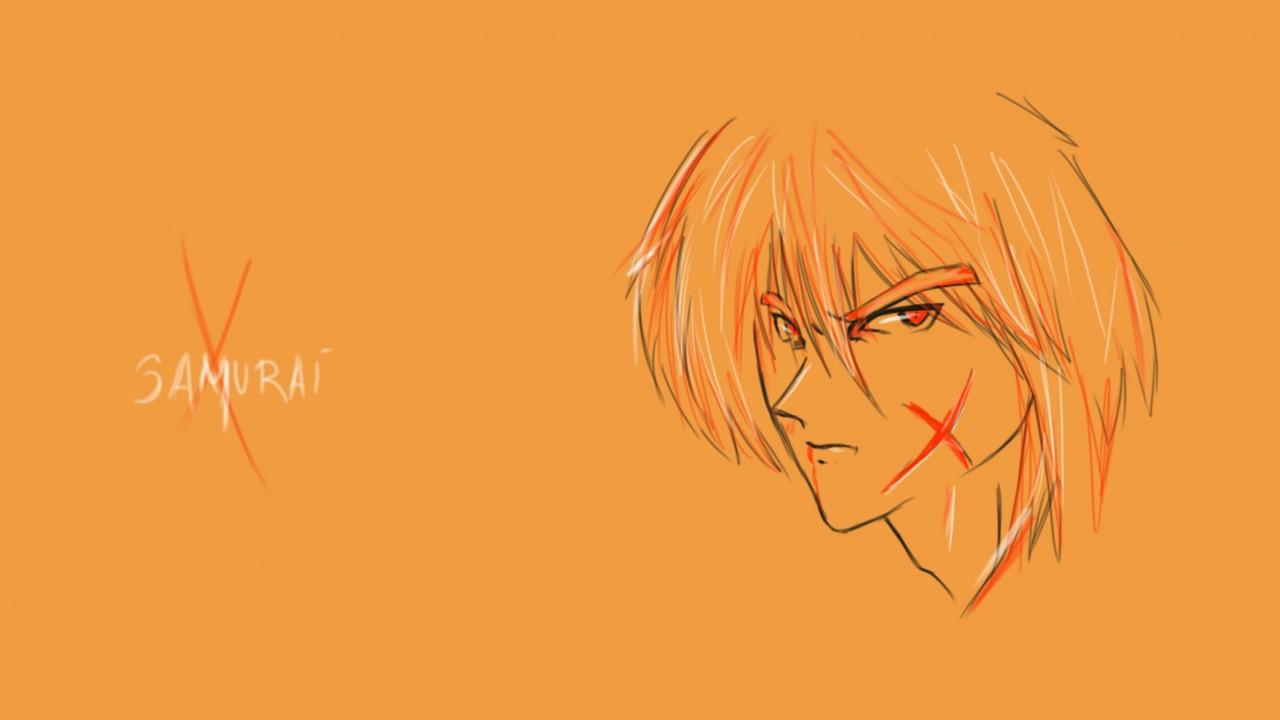 Orange Samurai X