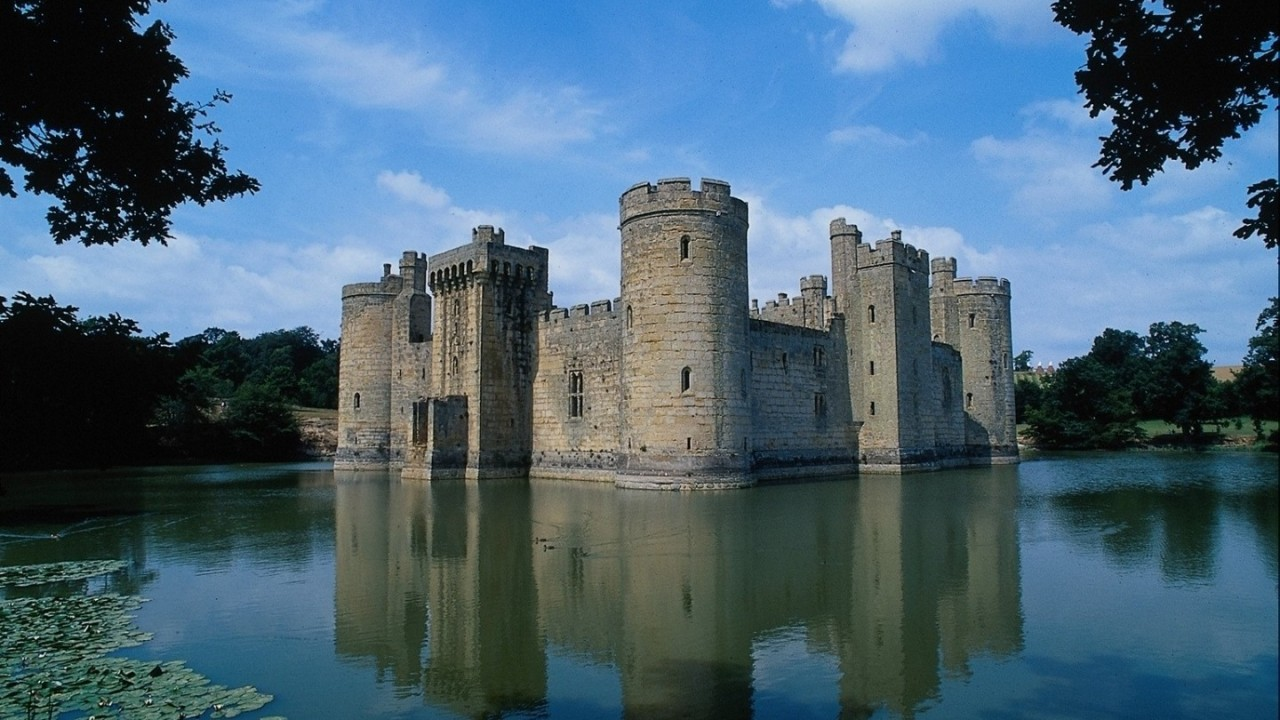 world architecture castle hd wallpaper