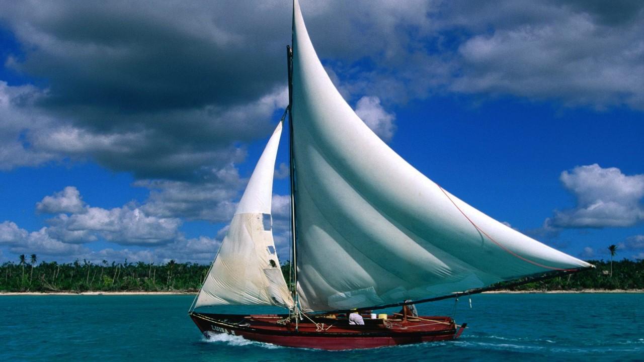 fishing sailboat dominican republic normal