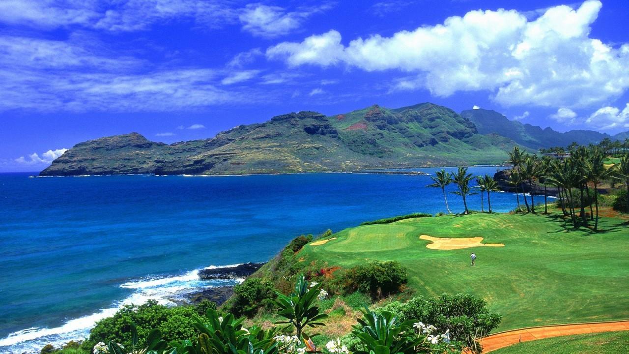 golf hawaii normal