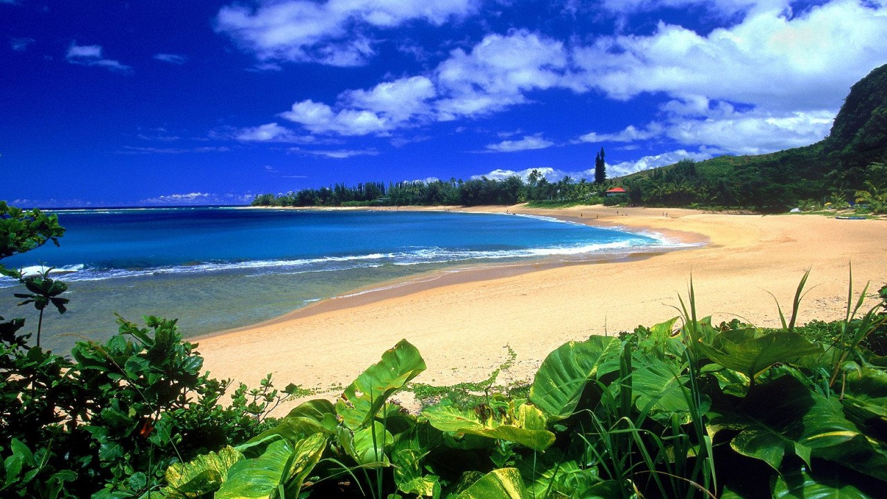 haena beach normal
