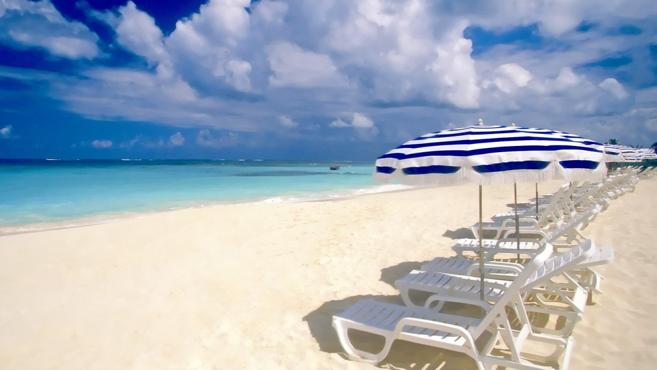 shoal bay beach anguilla normal