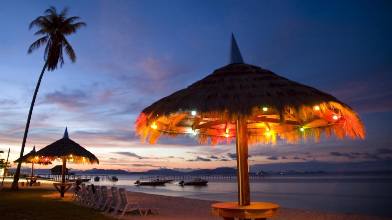 hd wallpaper beach malaysia