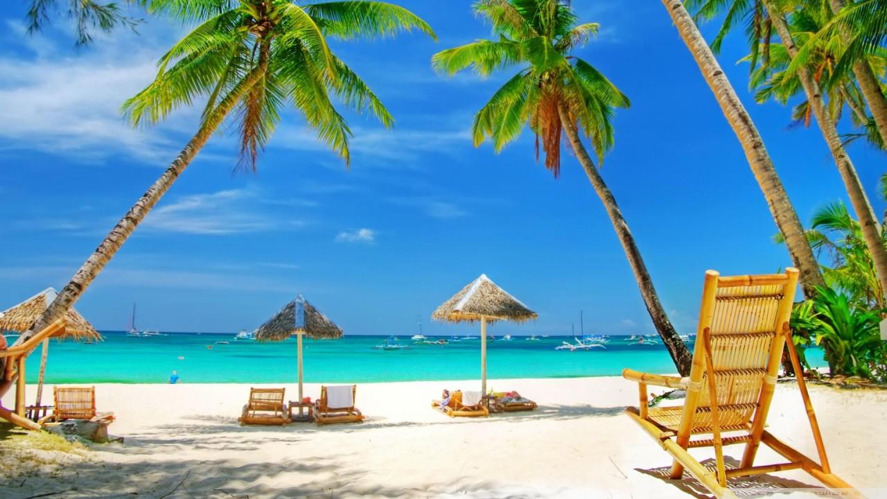hd wallpaper paradise beach