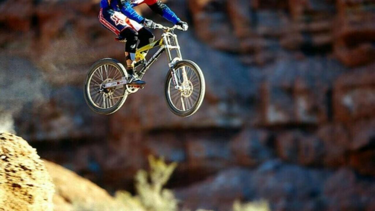 mountain biking bike hd wallpaper