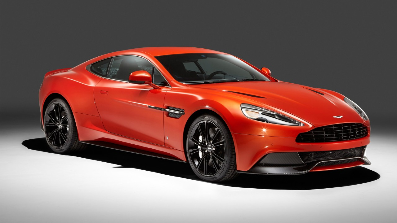 2014 q by aston martin vanquish coupe wide