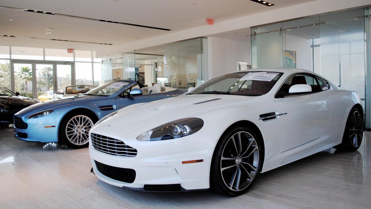 Aston Martin DBS & Vantage Roadster