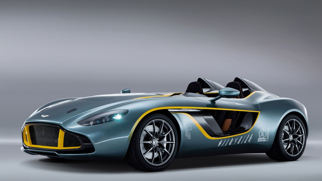 aston martin cc100 speedster concept wide