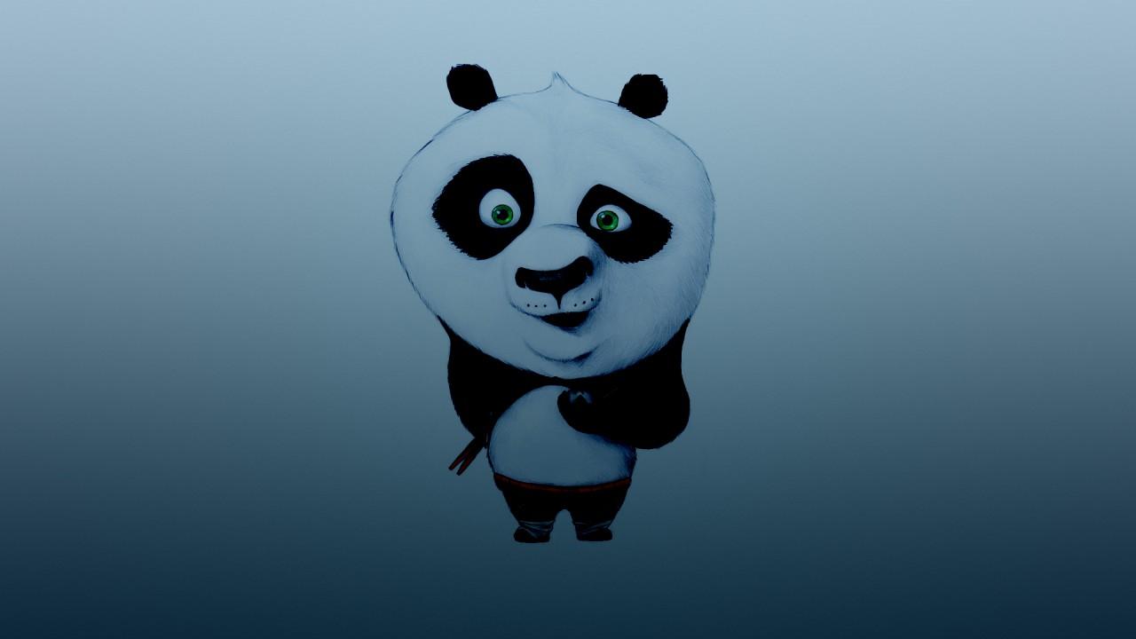 panda weird