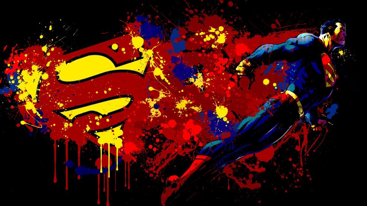 superman cartoon