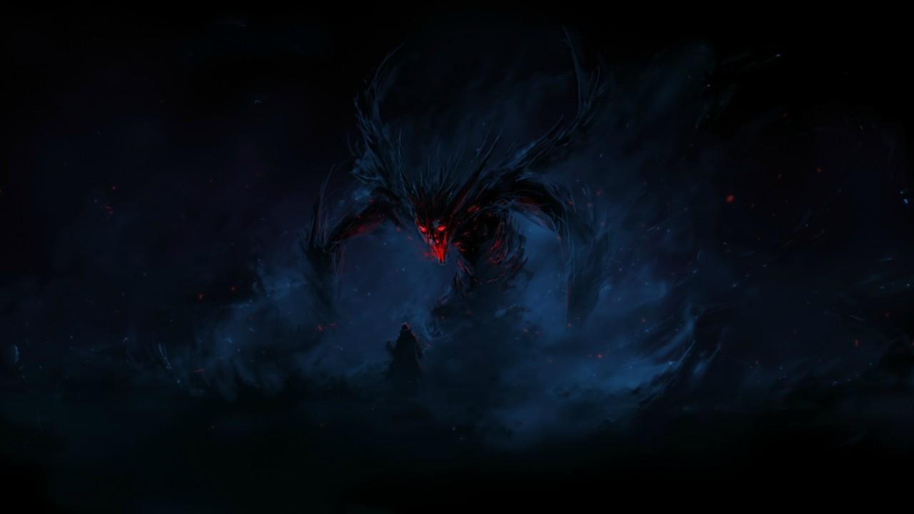 Darkness attack