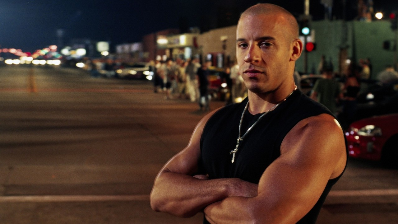 hd wallpaper vin diesel