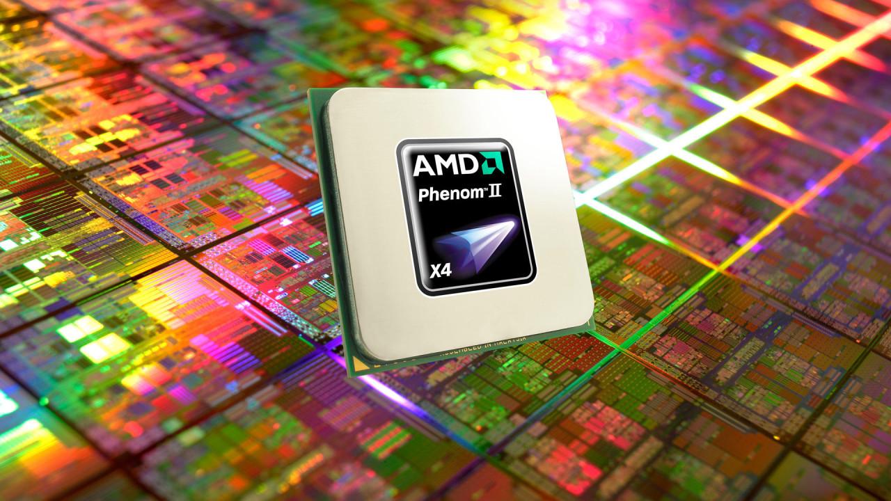AMD Phenomen II