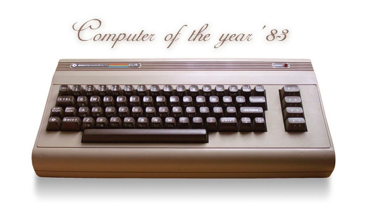 computer of the year 1983 hd wallpaper